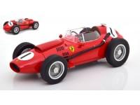 CMR 1/18 FERRARI DINO 246 F1 N.1 PETER COLLINS 1958 VITTORIA GP GRAN BRETAGNA MODELLINO