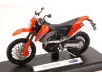 WELLY 1/18 KTM 690 ENDURO MODELLINO