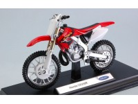 WELLY 1/18 HONDA CR250R MODELLINO