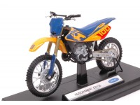 WELLY 1/18 HUSQVARNA CR125 MODELLINO