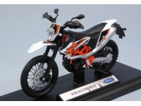 WELLY 1/18 KTM 690 ENDURO R MODELLINO