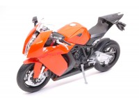 WELLY 1/10 KTM1190 RC8 MODELLINO