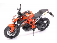 WELLY 1/10 KTM 1290 SUPER DUKE R MODELLINO