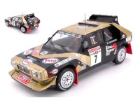 TRIPLE 9 COLLECTION 1/18 LANCIA DELTA S4 N.7 RALLY SANREMO 1986 MODELLINO