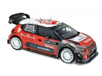 NOREV 1/18 CITROEN C3 WRC 2018 VERSIONE PRESENTAZIONE MODELLINO