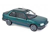 NOREV 1/18 PEUGEOT 309 GTI 1991 GOODWOOD GREEN MODELLINO