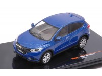 IXO MODELS 1/43 HONDA HR-V HYBRID 2014 BLUE METALLIC MODEL