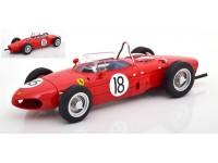 CMR 1/18 FERRARI 156 F1 SHARKNOSE RICHIE GINTHER GP FRANCIA 1961 MODELLINO