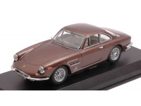 BEST MODEL 1/43 FERRARI 330 GTC 1969 MARRONE MODELLINO
