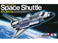 TAMIYA SPACE SHUTTLE ATLANTIS IN KIT DI MONTAGGIO