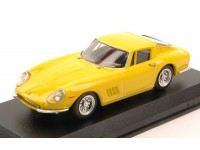 BEST MODEL 1/43 FERRARI 275 GTB/4 COUPE 1966 GIALLA MODELLINO