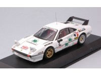 BEST MODEL 1/43 FERRARI 308 GTB N.2 RALLY MONZA 1983 MODELLINO