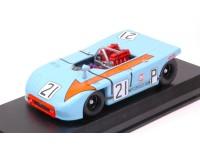 BEST MODEL 1/43 PORSCHE 908/03 N.21 1000 KM NURBURGRING 1970 MODELLINO
