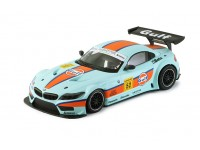 NSR 1/32 BMW Z4 GT3 Gulf Edition n.52 Modellino Slot Car