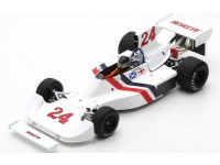 SPARK MODEL 1/18 HESKETH 308 JAMES HUNT N.24 GP OLANDA 75 MODELLINO