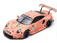 Spark Model 1/12 Porsche 911 RSR N.92 Porsche GT Team vittoria LMGTE Pro class 24H Le Mans 2018 modellino