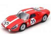 Spark Model 1/12 Porsche 904 GTS N.35 24 ore Le Mans 1964 modellino