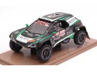Spark Model 1/43 Peugeot 3008 DKR Maxi N.364 Dakar Rally 2019 modellino