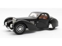 Matrix Scale Models 1/18 Bugatti T57SC Atalante nera 1937 modellino