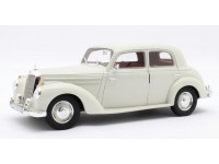 CULT SCALE MODELS 1/18 MERCEDES-BENZ 220 W187 LIMOUSINE 1953 BIANCA MODELLINO