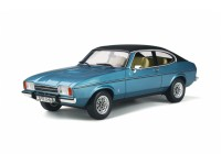 Ottomobile 1/18 Ford Capri Mk2 miami blue modellino