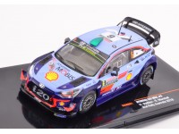 IXO MODELS 1/43 HYUNDAI i20 WRC N.6 RALLY AUSTRALIA 2018 MODELLINO