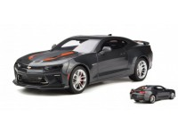 GT SPIRIT 1/18 CHEVROLET CAMARO SS FIFTY ANNIVERSARY NIGHTFALL GREY MODELLINO