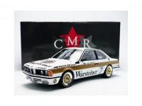 CMR 1/18 BMW 635 CSi N.7 DPM 1984 MODELLINO