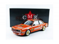 CMR 1/18 BMW 635 CSi N.6 EUROPEAN TOURING CAR CHAMPIONSHIP 1984 MODELLINO