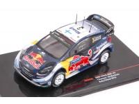 IXO MODELS 1/43 FORD FIESTA WRC N.3 RALLY FINLANDIA 2018 MODELLINO