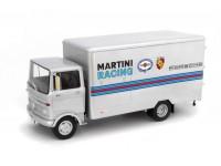 PREMIUM CLASSIXXS 1/18 MERCEDES LP 608 SERVICE-TRUCK MARTINI RACING MODELLINO