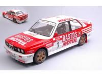 IXO MODELS 1/18 BMW E30 M3 N.1 TOUR DE CORSE 1988 MODELLINO