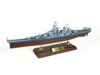 Forces of Valor 1/700 USS Missouri (BB-63) modello assemblato