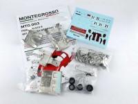 MONTEGROSSO 1/43 FERRARI 512 S 12 ORE SEBRING 70 KIT DA ASSEMBLARE