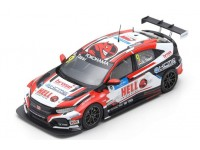 SPARK MODEL 1/43 HONDA CIVIC TYPE R TCR N.9 RACE 2 WTCR NURBURGRING 2019 MODELLINO