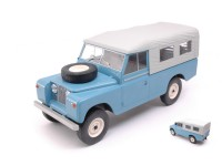 MODELCAR GROUP 1/18 LAND ROVER 109 PICK UP SERIE II AZZURRO MODELLINO