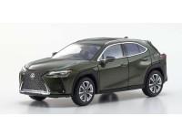 Kyosho 1/43 Lexus UX200 Terrain khaki mica metallic modellino