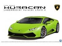 AOSHIMA 1/24 Lamborghini Huracan SCATOLA DI MONTAGGIO