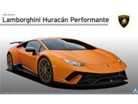 AOSHIMA 1/24 Lamborghini Huracan Performante KIT DI MONTAGGIO