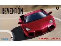 Fujimi 1/24 Lamborghini Reventon Rossa kit di montaggio