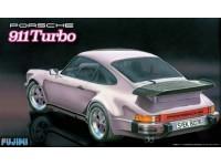 Fujimi 1/24 Porsche 911 Turbo kit di montaggio