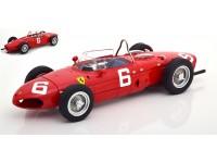 CMR 1/18 FERRARI 156 F1 N.6 RICHIE GINTHER GP BELGO 1961 MODELLINO