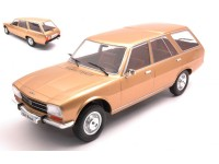 MODELCAR GROUP 1/18 PEUGEOT 504 BREAK COLOR ORO MODELLINO