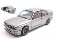 SOLIDO 1/18 BMW E30 M3 1990 STERLING SILVER METALLIC MODELLINO