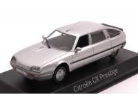 NOREV 1/43 CITROEN CX TURBO 2 PRESTIGE 1986 COLOR ARGENTO MODELLINO