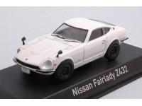 NOREV 1/43 NISSAN FAIRLADY Z 1969 WHITE MODEL