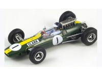 SPARK MODEL 1/43 LOTUS 33 N. J.CLARK GP GERMANIA 1965 MODELLINO