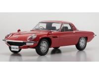 Kyosho Samurai 1/12 Mazda Cosmo Sport rossa modellino
