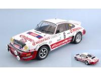 IXO MODELS 1/18 PORSCHE 911 SC WRC N.6 RALLY MONTE CARLO 1982 MODELLINO