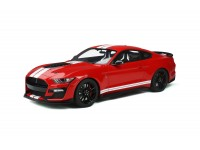 GT SPIRIT 1/18 FORD SHELBY MUSTANG GT500 2020 RACE RED MODELLINO